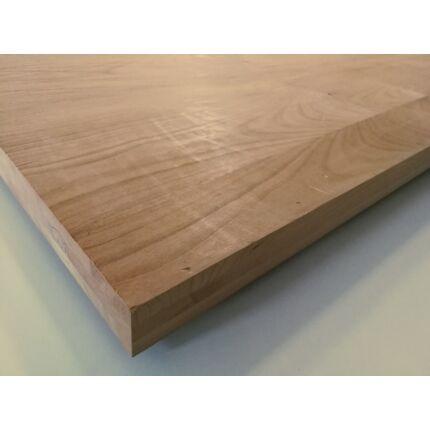 Asztallap táblásított Cseresznye fa TM 35 mm 1000x600 mm  0,6  m2 / 18 kg / tábla BAHIA HU++