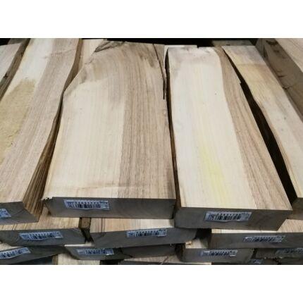 Diófa fűrészáru hobbyfa 60 mm OF. 1000 mm alatti szárított