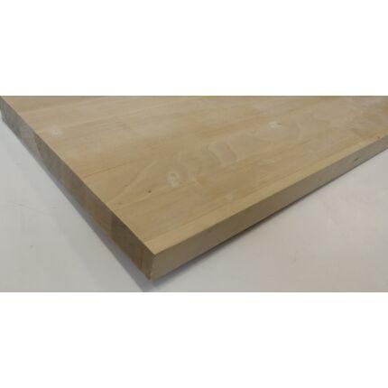 Konyhai munkalap táblásított nyírfa TM 30 mm 2250x650 mm  1,46 m2 / 29 kg / tábla HU+