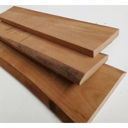 Gőzölt bükkfa fűrészáru hobbyfa 26x150-200x700 mm