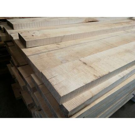 Hársfa fűrészáru 42 mm OF. 2500 mm SZÉLEZETT szárított deszka