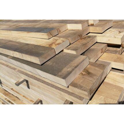 Juharfa fűrészáru 50 mm 2 m felett 1. oszt  SZÉLEZETT szárított faanyag