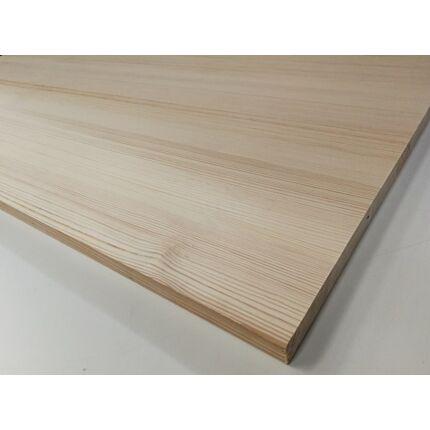 Asztallap táblásított borovi fenyő TM 30 mm  1100x750 mm  OF. 0,82 m2 / 14 kg / tábla