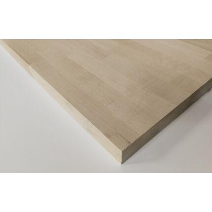 Konyhai munkalap táblásított nyírfa HT 30 mm 2000x640 mm  1,28 m2/tábla HU+