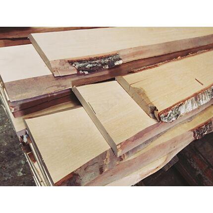 Nyírfa hobbyfa 25x100-150x750 mm  1.sz ALP1