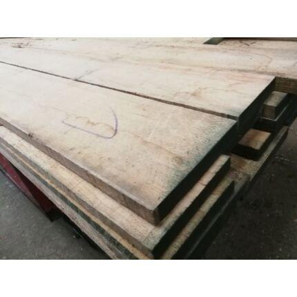 Kőrisfa fűrészáru 28x200-225x3650 mm OF szárított szélezett csomómentes  ALP1
