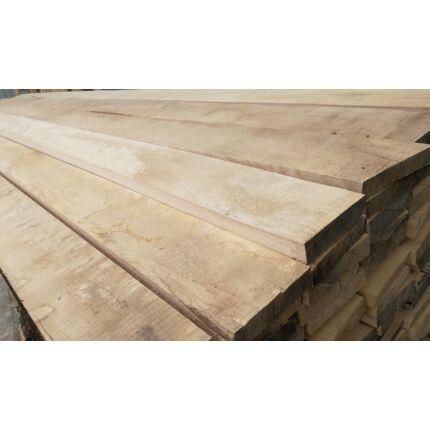 Kőrisfa fűrészáru 28x130x3000 mm szélezett HU++