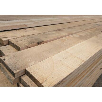 Kőrisfa fűrészáru 28x140x3000 mm szélezett HU++