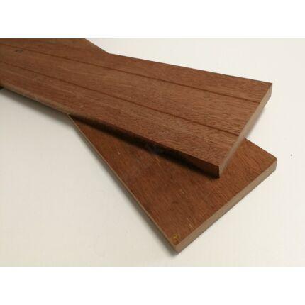 Merbau fa fűrészáru hobbyfa 18x130x700 mm