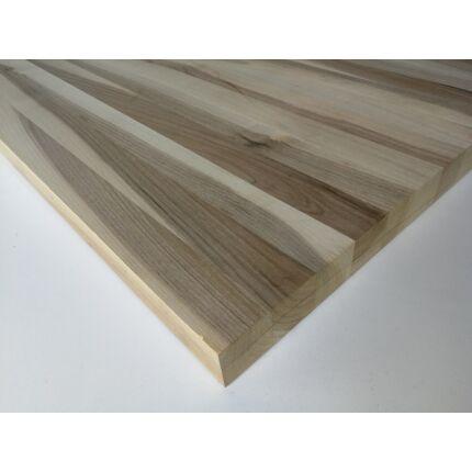 Asztallap táblásítot diófa TM 40 mm 1500x770 mm  1,15  m2 / 80 kg / tábla IG HU++