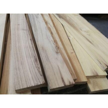 Akácfa fűrészáru hobbyfa 20x75-150x500-700 mm gyalult akácfa deszka HU++