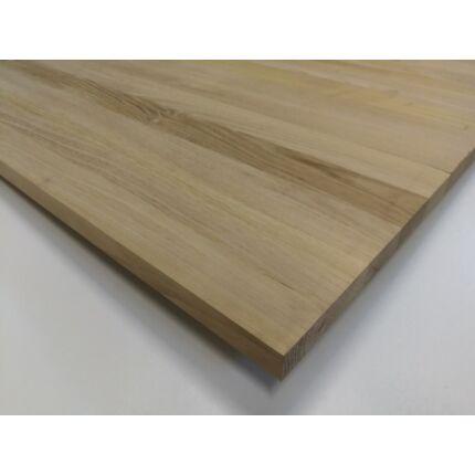 Asztallap táblásított akácfa falap TM 27 mm  790x790 mm  0,64 m2/tábla
