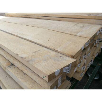 Hársfa fűrészáru 50 mm OF. 2 m feletti SZÉLEZETT szárított