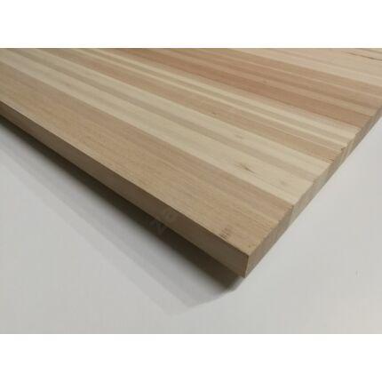 Asztallap táblásított rétegragasztott bükkfa 24 mm  890x600 mm