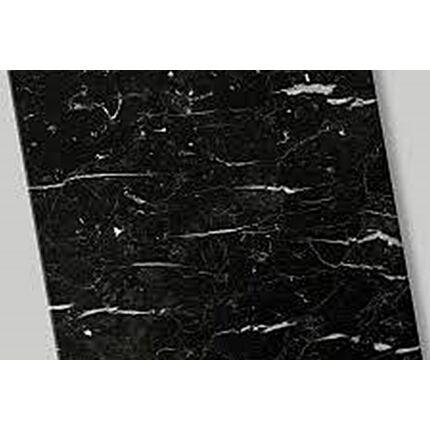 Konyhai munkalap laminált 2550x600x38 mm nero márvány fényes 36127 404.sz