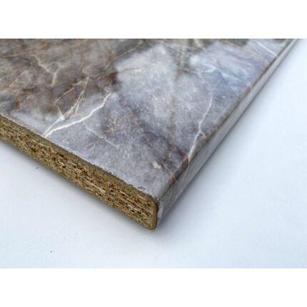 Konyhai munkalap laminált 2000x900x38 mm cipollino márvány K094 konyhapult 433.sz