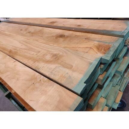 Cédrusfa fűrészáru 52 mm 1100-2050 mm 1-2. oszt. szárított Libanoni cédrus
