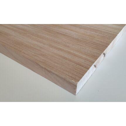 Asztallap táblásított rétegragasztott bükkfa 31 mm  900x600 mm 0,54 m2/tábla