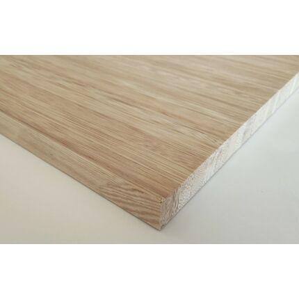 Asztallap táblásított rétegragasztott fenyőfa 31 mm 1600x600 mm 0,96 m2/tábla