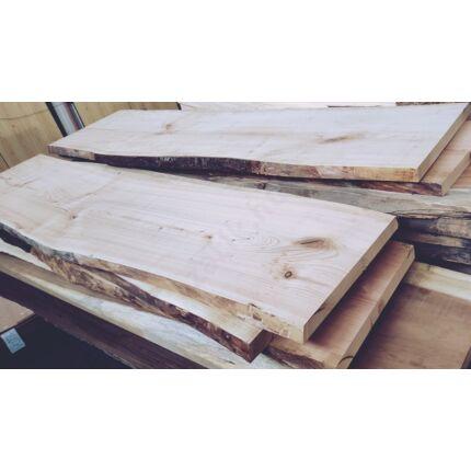 Asztallap cseresznyefa 1920x500 mm 45 mm vastag 4. sz.  0,96 m2 / 33 kg / tábla SZLN HU++