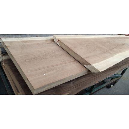 Asztallap CUMARU 2220x500 mm 43 mm vastag brazil teakfa 1. sz. kb. 50 kg SZLN TRO ZA