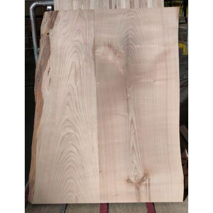 Asztallap cseresznyefa 1000x700 mm 43 mm vastag 2. sz.  0,7 m2 / 22 kg / tábla SZLN HU++