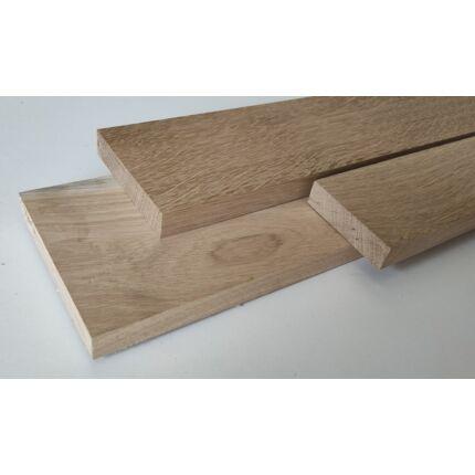 Tölgyfa  hobbyfa 20x150x400-500 mm gyalult tölgyfa darabok