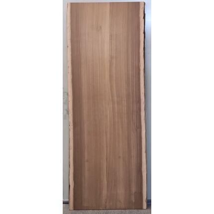 Asztallap dibetou fa 1950x930 mm 40 mm vastag gyalult felülettel 16. sz. kb. 45 kg SZLN TRO ZA