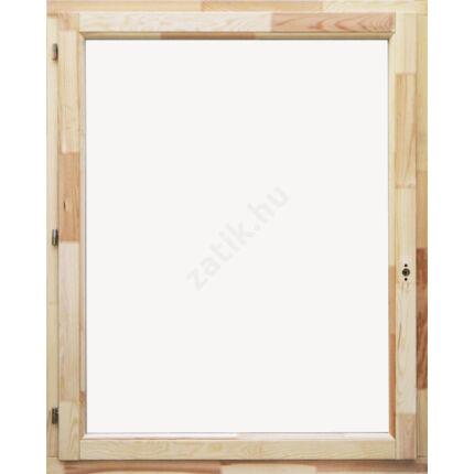 Ablak oldalt nyíló borovi 120x150 cm balos (sj)