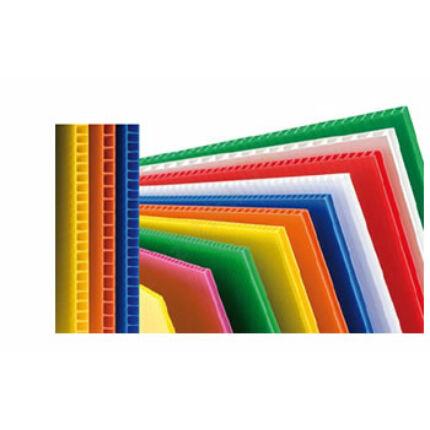 Kartonplast piros 3.5x1000x2000 mm 650 gr/m2 cartonplast lemez