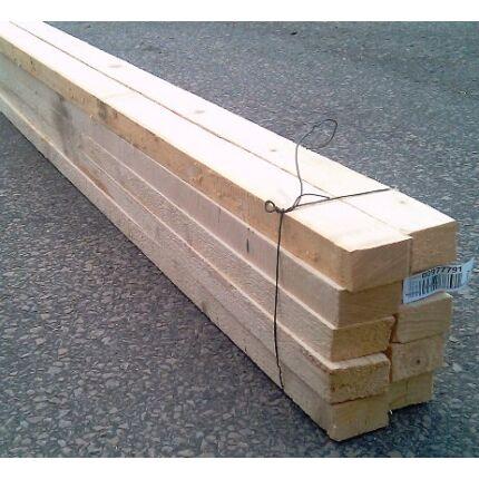 Tetőléc köteg 25x50x5000 mm 10 db / 50 m / köteg 1. oszt  Br. 157.- Ft/m  Prémium építő