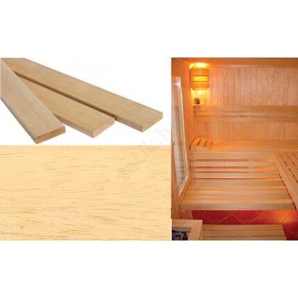 Abachi fa fűrészáru 25 mm 1000 mm feletti OF. szélezett szárított wawa ayous samba