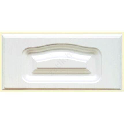 Bútorfiók MDF fóliás fehér  140x297 mm