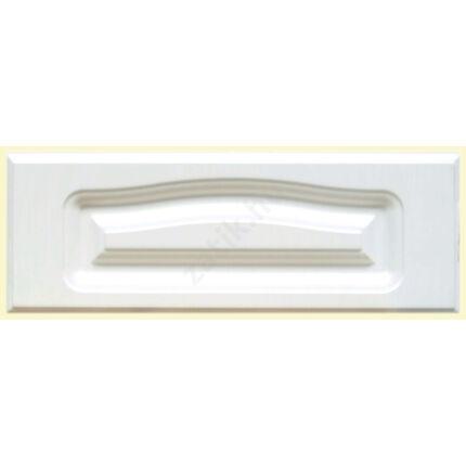 Bútorfiók MDF fóliás fehér  140x397 mm