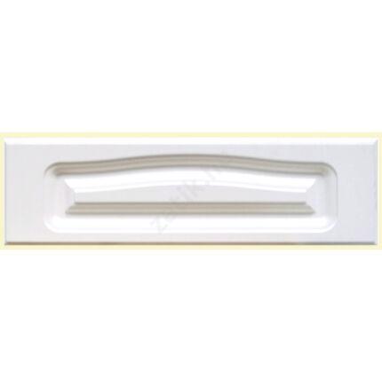 Bútorfiók MDF fóliás fehér  140x497 mm