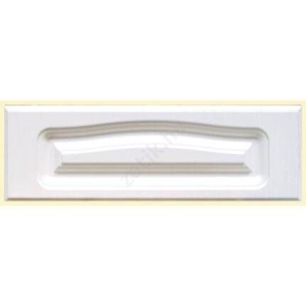 Bútorfiók MDF fóliás fehér  140x447 mm