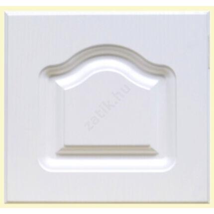 Bútorajtó MDF fóliás fehér   284x297 mm