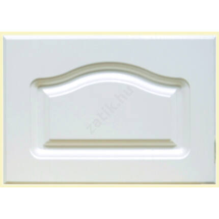Bútorajtó MDF fóliás fehér F   335x495 mm