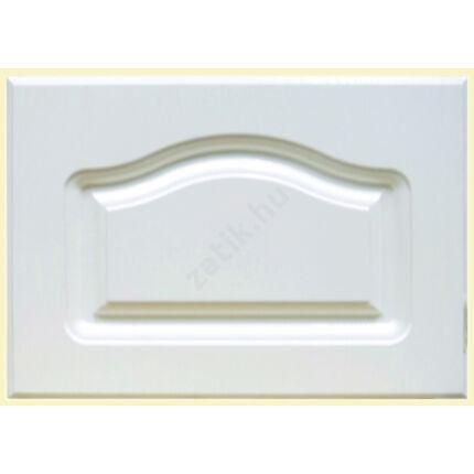 Bútorajtó MDF fóliás fehér   284x397 mm