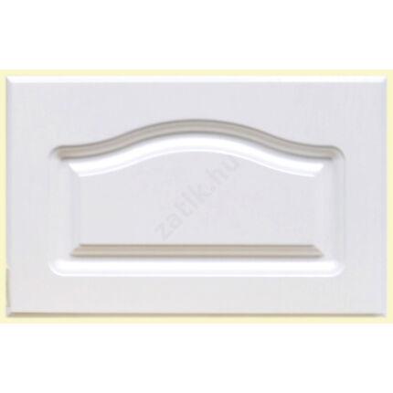 Bútorajtó MDF fóliás fehér   284x447 mm