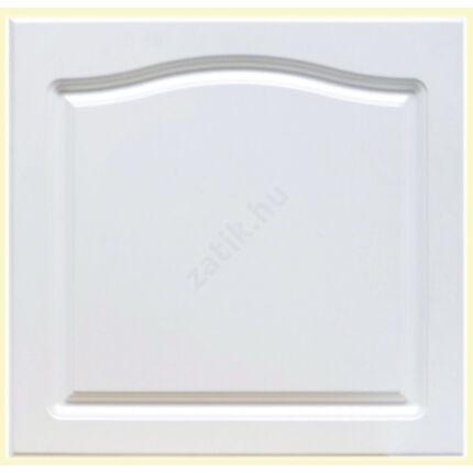 Bútorajtó MDF fóliás fehér   570x597 mm