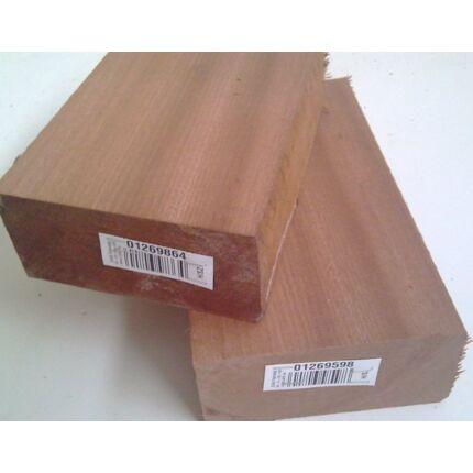 Sapelli mahagóni fűrészáru 52 mm OF. 1000 mm feletti szárított