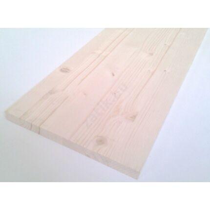 Polclap lucfenyő  1000x230 mm 20 mm vastag  lépcső homloklap ALP1