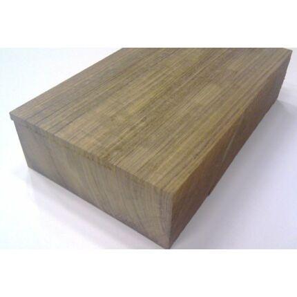 Ovangkol amazaque fűrészáru hobbyfa 80 mm OF. 1000 mm alatti szárított szélezett