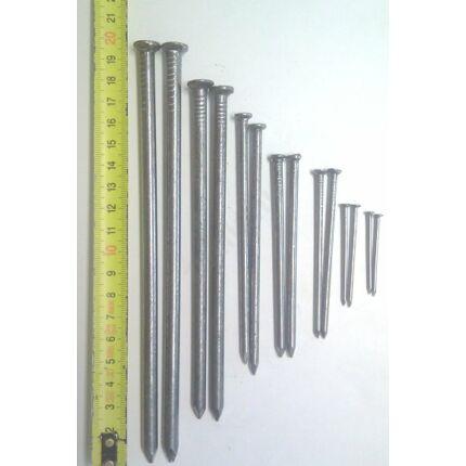 Szeg huzalszeg 2,0x40 mm  Kb. 95 db = 10 dkg