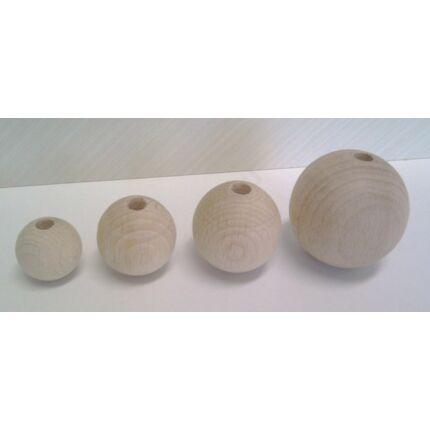 Fagolyó bükkfa átm.   25 mm furattal HEF HU++