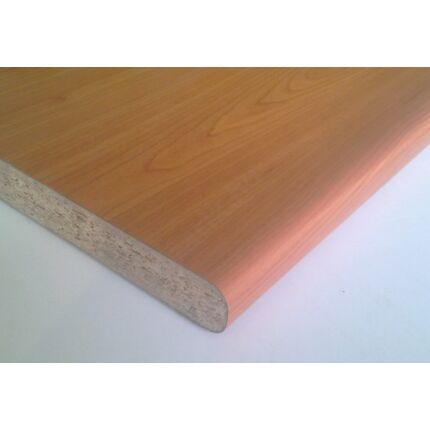 Konyhai munkalap laminált 2400x600x28 mm krém fényes bézs szín (344) 466. sz