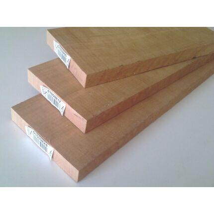Cseresznyefa amerikai fűrészáru hobbyfa 52 mm OF. 800 mm alatt szárított