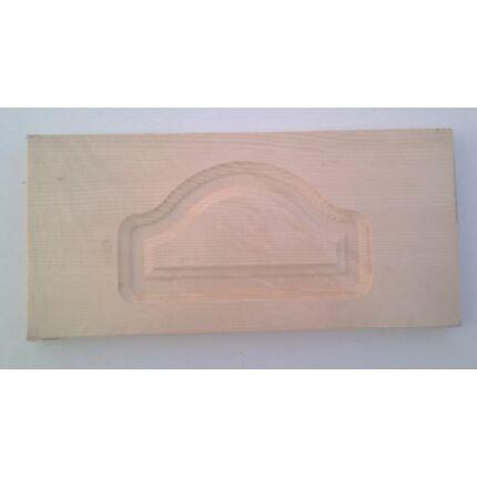 Bútorfiók lucfenyő 140x297 mm filungos