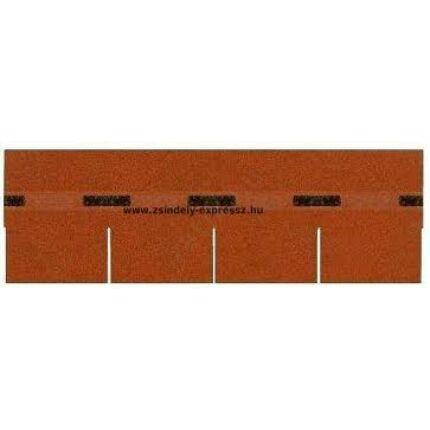 Zsindely 333x1000 mm  vörös téglány Charbit Hobby 7 db/m2  21 db/csomag